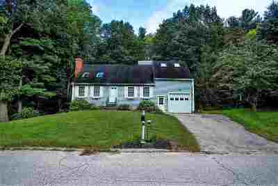 Dover Single Family Home For Sale: 4 Penny Lane