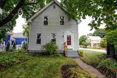 Goffstown Single Family Home Active Under Contract: 17 Mill Street