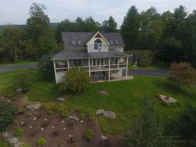 Waterbury Single Family Home For Sale: 90 Clover Lane