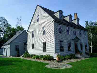 Williston Single Family Home For Sale: 290 Fieldstone Drive