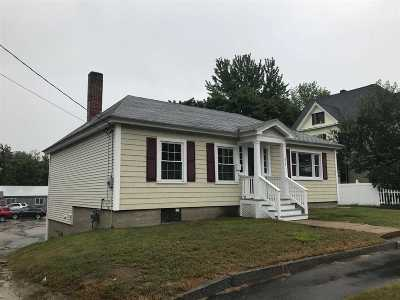 Concord Single Family Home For Sale: 274 N State Street