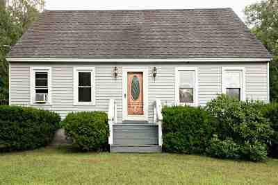 Raymond Single Family Home Active Under Contract: 7 Pierce Road
