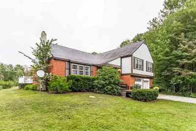 Hopkinton Single Family Home For Sale: 956 Hatfield Road #12