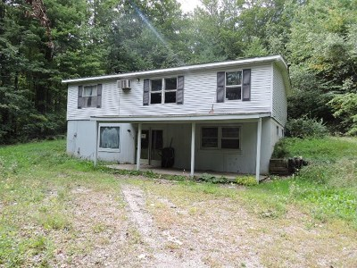 Hinesburg Single Family Home Active Under Contract: 1145 North Road