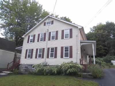 Concord Multi Family Home For Sale: 9-11 Lake Street