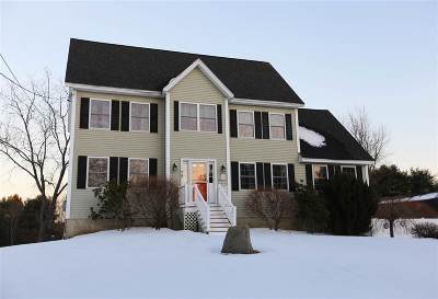 York Single Family Home For Sale: 75 Scituate Road