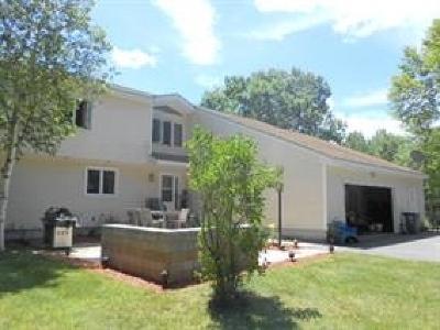 Merrimack County Single Family Home For Sale: 618 Kearsarge Mountain Road