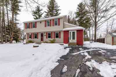 Weare Single Family Home For Sale: 53 Old Town Road