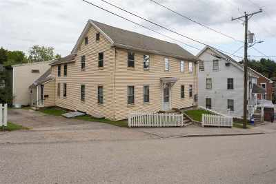 Newmarket Multi Family Home Active Under Contract: 6 Chapel Street