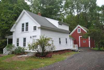 Raymond Single Family Home For Sale: 52 Long Hill Road