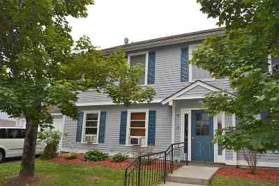 Montpelier Condo/Townhouse For Sale: 79 Freedom Drive