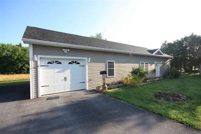 Swanton Single Family Home For Sale: 3 Short Street