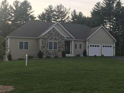 Salem Single Family Home For Sale: 79 E Haverhill Road