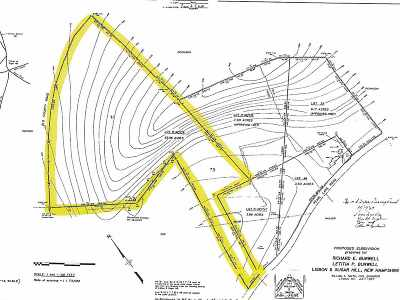 Lisbon Residential Lots & Land For Sale: 3061 Pearl Lake Road Road