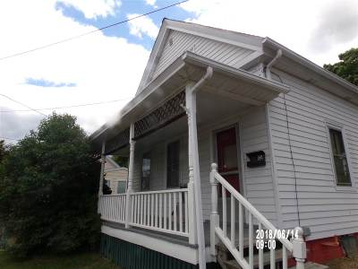 Somersworth Single Family Home For Sale: 12 Central Street