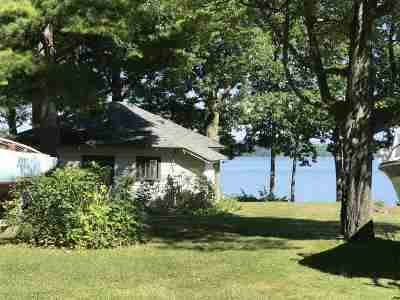 Addison County, Chittenden County Single Family Home For Sale: 2168 Porters Point