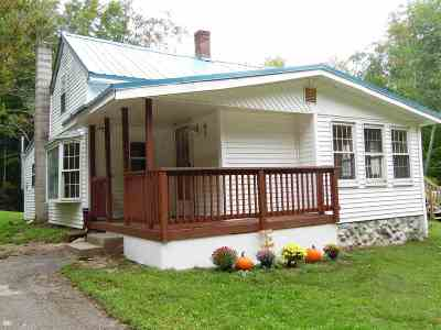 Raymond Single Family Home For Sale: 95 Langford Road
