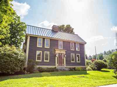 Merrimack County Single Family Home For Sale: 351 Stumpfield Road