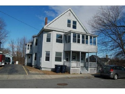 Nashua Multi Family Home For Sale: 22-24 Linden Street