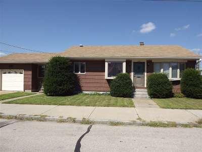 Manchester Single Family Home For Sale: 294 Harvard Street
