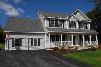 Hooksett Single Family Home For Sale: 29 Brookview Drive