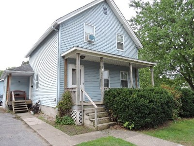 St. Albans City Single Family Home For Sale: 324 Lake Street