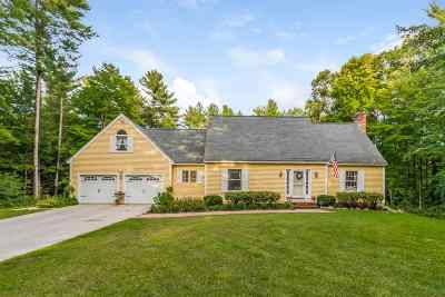 Amherst Single Family Home For Sale: 60a Merrimack Road