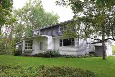 Caledonia County Single Family Home For Sale: 908 Parker Road
