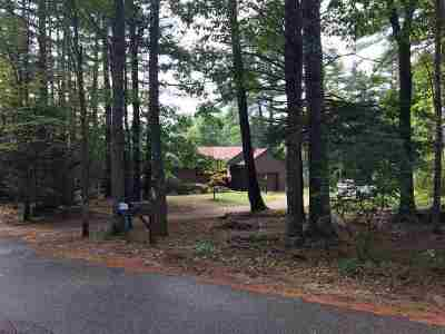 New Hampton Single Family Home Active Under Contract: 75 Evergreen Drive
