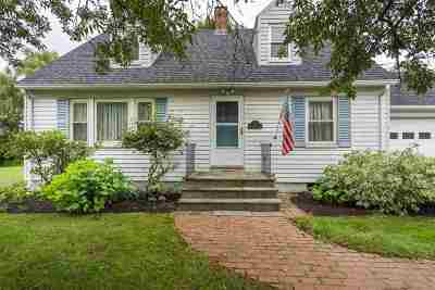 Single Family Home For Sale: 35 Rockingham Avenue