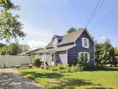 Concord Single Family Home Active Under Contract: 54 Pembroke Rd