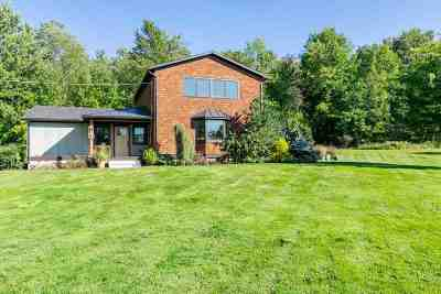 Underhill Single Family Home For Sale: 8 Downes Road
