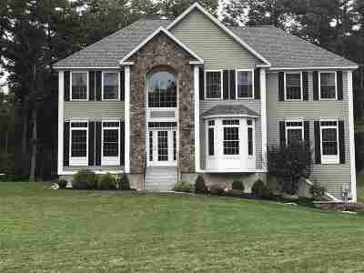 Salem Single Family Home For Sale: 73 B Haverhill Road