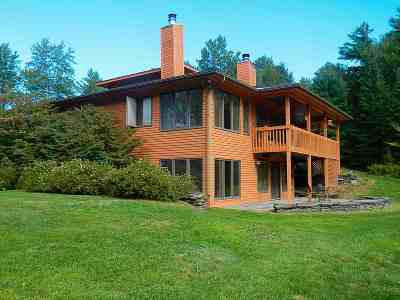 Essex Single Family Home Active Under Contract: 201 Osgood Hill Road