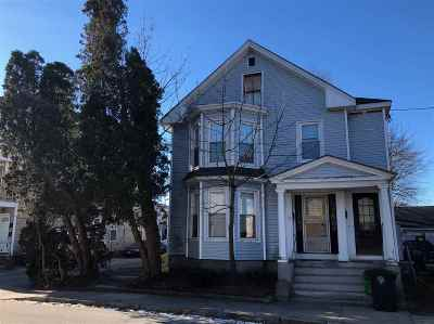 Nashua Multi Family Home For Sale: 9-11 Mason Street