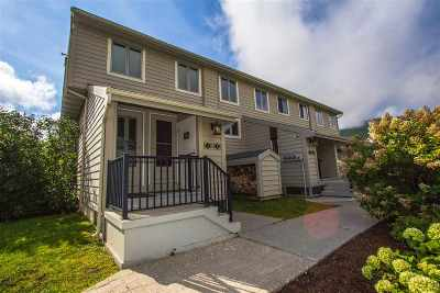 Cambridge Condo/Townhouse For Sale: 2 Poolside At Smugglers Notch Resort #2