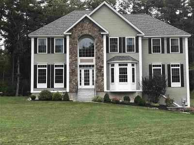 Salem Single Family Home For Sale: 75 C Haverhill Road
