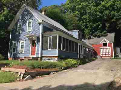 Laconia Single Family Home For Sale: 75 Batchelder Street