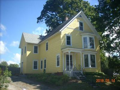 Laconia Single Family Home For Sale: 13 Madison Street