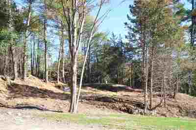 Shelburne Residential Lots & Land For Sale: Lot 6 Finney Ridge