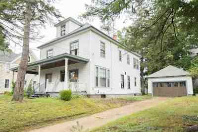 Manchester Single Family Home For Sale: 37 Everett Street