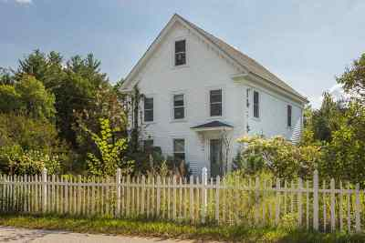 Brentwood Single Family Home For Sale: 136 Crawley Falls Road