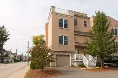 Nashua Condo/Townhouse For Sale: 9-1 Lake Street #1