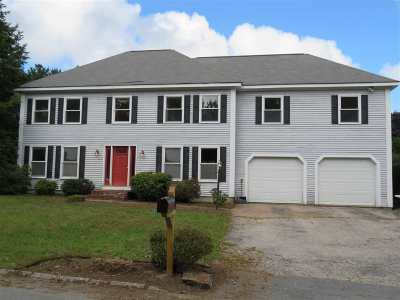 Nashua Single Family Home For Sale: 8 Bicentennial Drive
