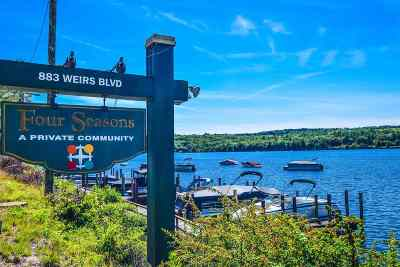Laconia Condo/Townhouse For Sale: 883 Weirs Boulevard #21
