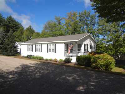 Laconia Single Family Home For Sale: 108 Logan Drive