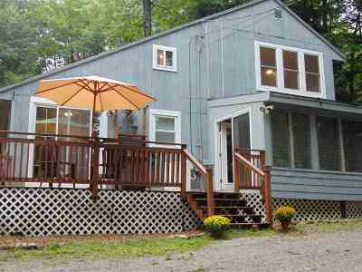 Hillsborough Single Family Home For Sale: 110 Gould Pond Road