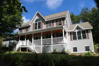 Merrimack County Single Family Home For Sale: 3 Hot Hole Pond Road