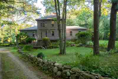 York Single Family Home For Sale: 205 Chases Pond Road