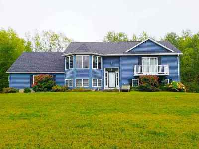 Swanton Single Family Home For Sale: 105 Maquam Shore Road
